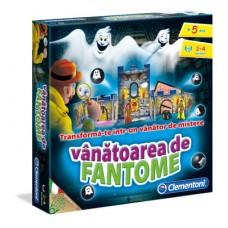 VANATOAREA DE FANTOME