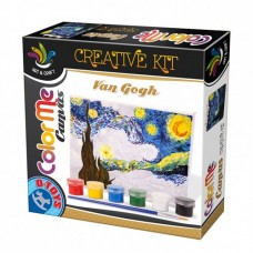 COLOR ME VAN GOGH-STARRY NIGHT