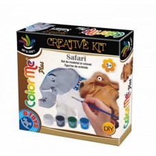 COLOR ME PLUS- SAFARI (ELEFANT SI CAMILA)