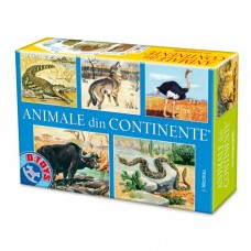 ANIMALE DIN CONTINENTE- CLASIC