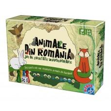 ANIMALE DIN ROMANIA