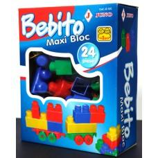 BEBITO MAXI 24 PCS