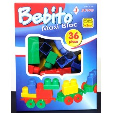 BEBITO MAXI 36 PCS