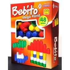 BEBITO MAXI 48 PCS-MEGA ROND