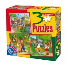 3 PUZZLE- BASME 06