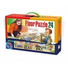 FLOOR PUZZLE- BASME 02