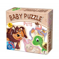 BABY PUZZLE- PETS