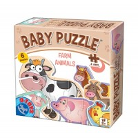 BABY PUZZLE- FARM ANIMALS