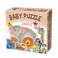 BABY PUZZLE- JUNGLE