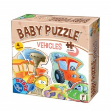 BABY PUZZLE- VEHICLES